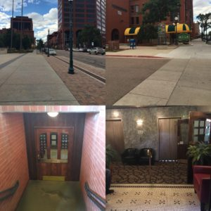 Located in Downtown Colorado Springs, 128 Tejon St. Colorado Springs, Co 80903. And reservation are recommended (719)635-3536). It is the place to go for a nice, if pricey meal, but then again... you get what you pay for, right?